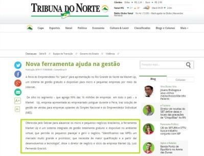 Tribuna do Norte Online